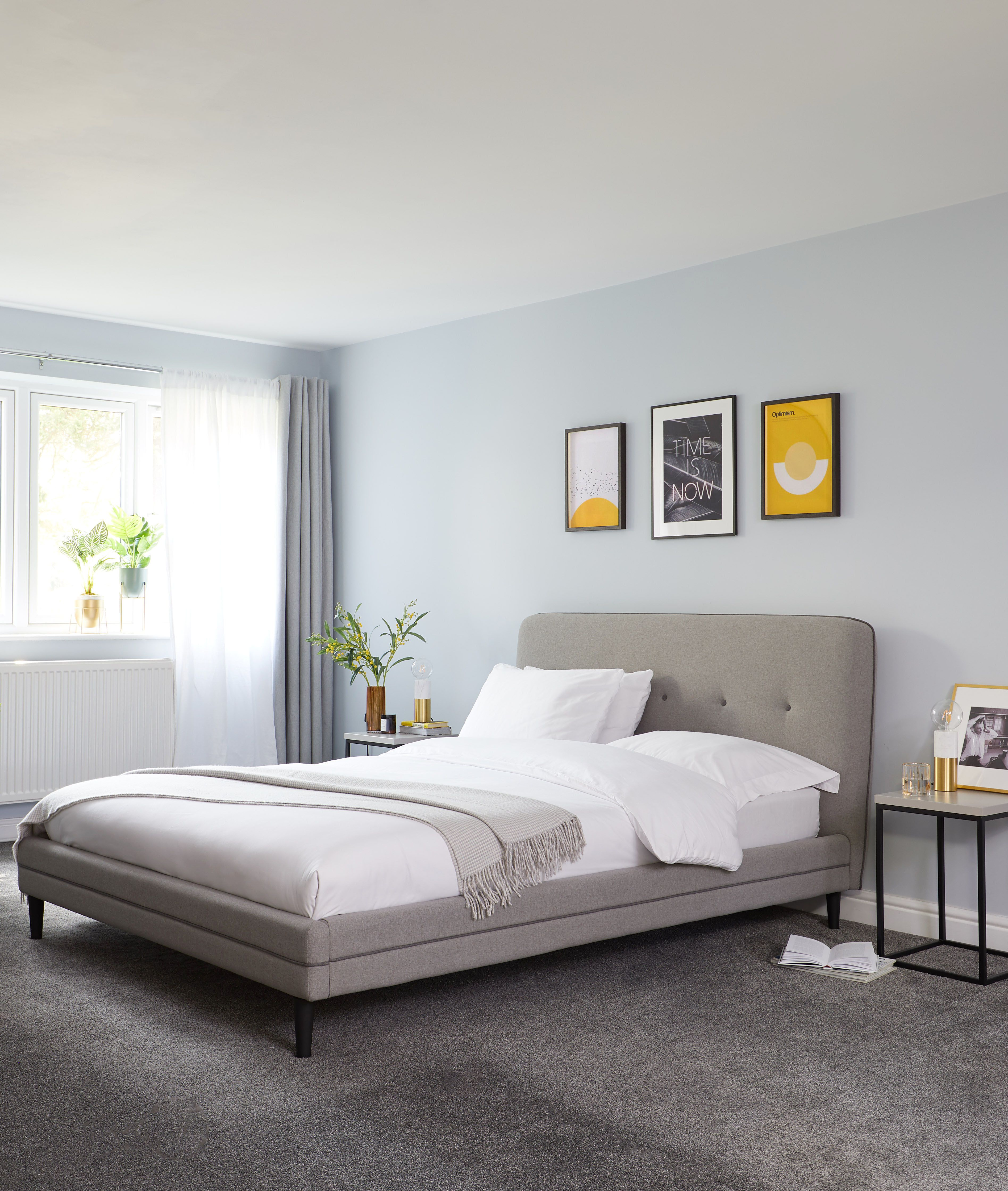 Best Hector Ash Grey King Size Bed King Size Bed Bed 640 x 480
