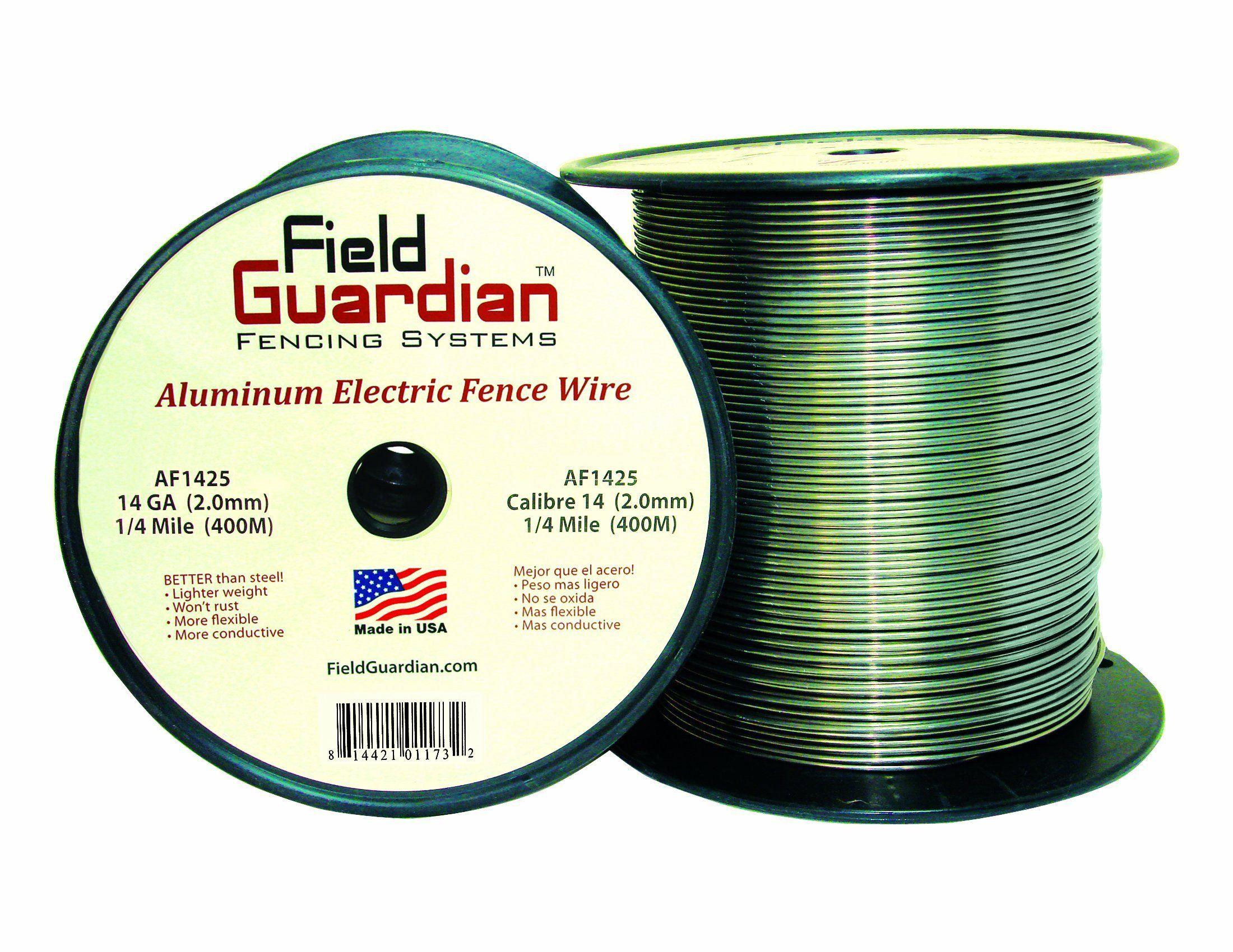 Field Guardian 14-Guage Aluminum Wire 1/4 Miles