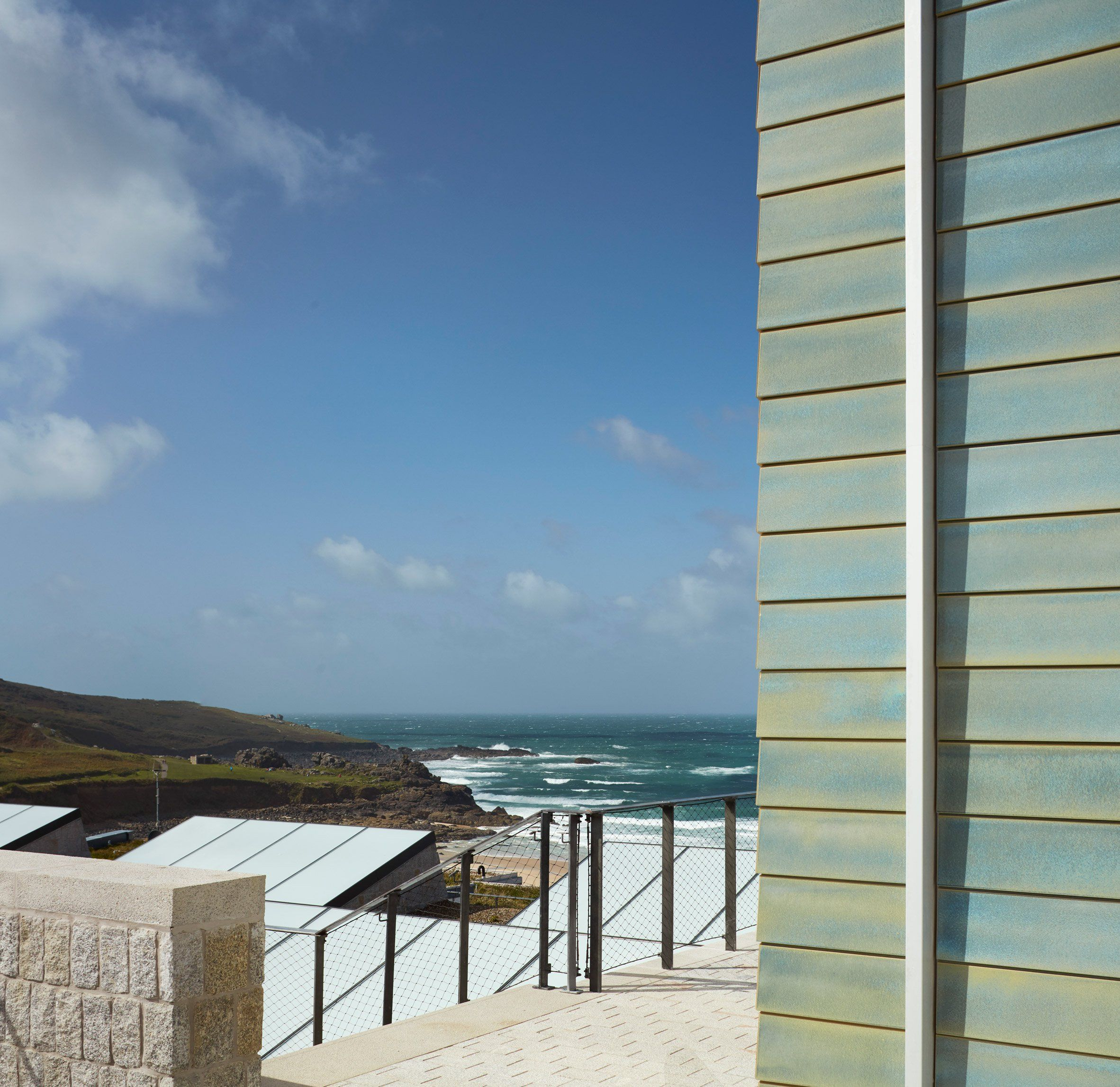 Tate St Ives Extension Jamie Fobert Architects
