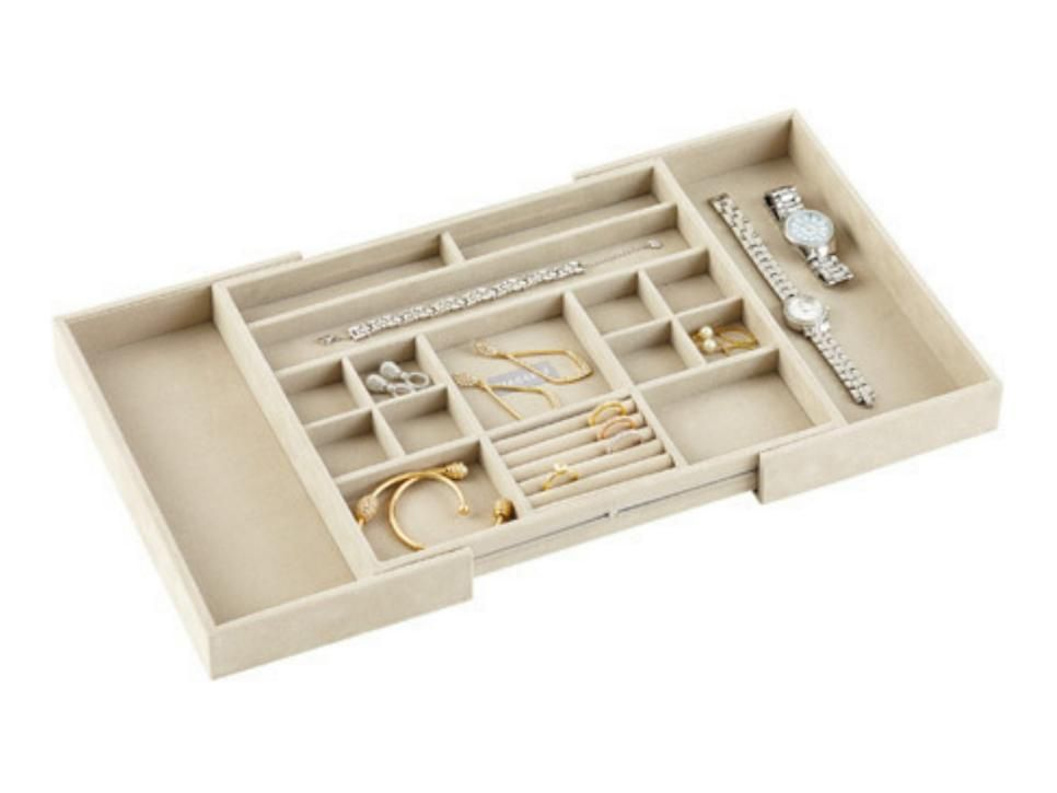 diy jewelry box insert