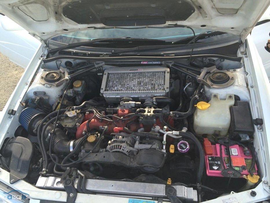 Subaru Wrx Sti Version 6 Engine Bay Wrx Sti Wrx Subaru