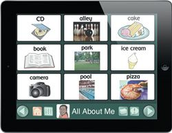 GoTalk NOW App lets you turn an iPad into a GoTalk! full