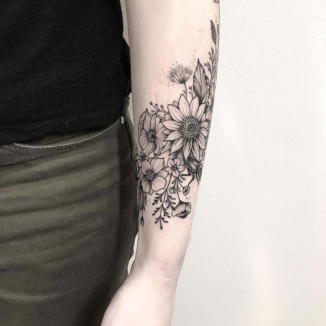 No Photo Description Available Forearm Tattoo Women Lower Arm Tattoos Wrap Around Tattoo