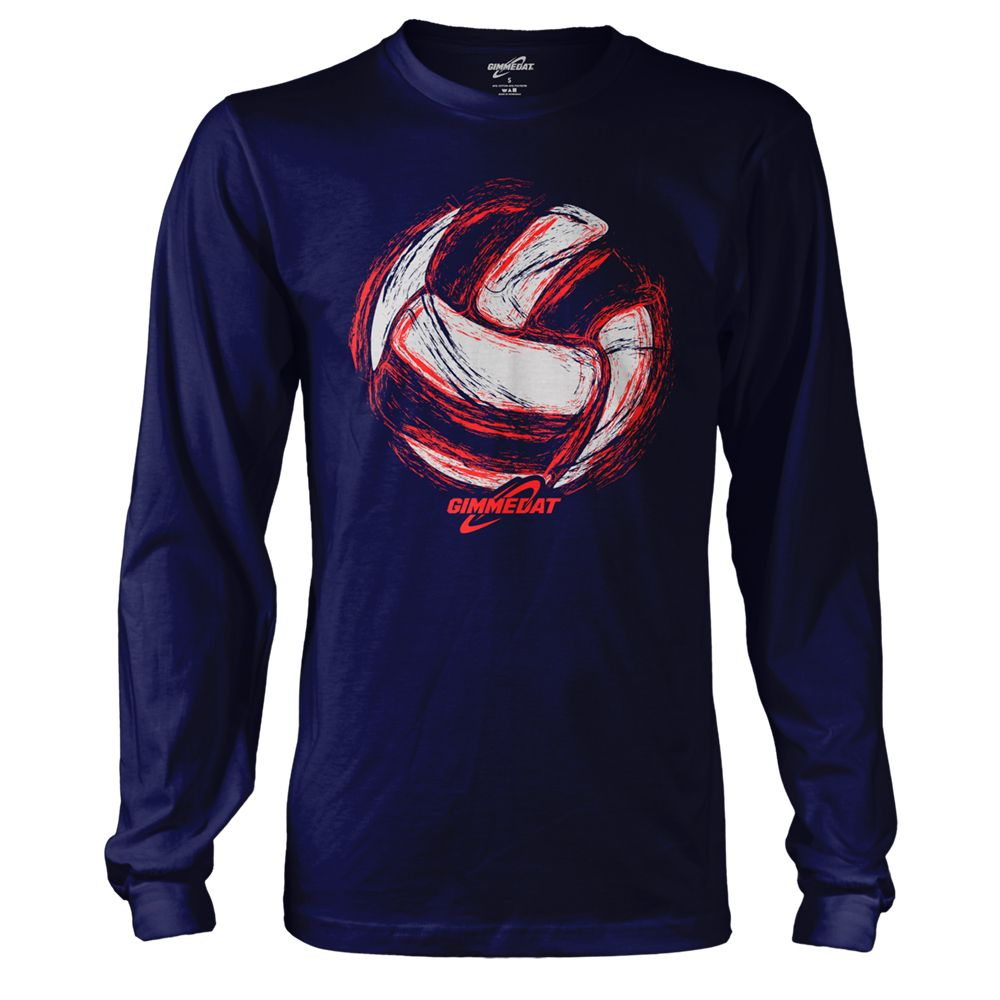 Show Off Your Style And Love Of The Game With This Unique Volleyball T Shirt All Gimmedat Volleyb Volleyball Shirt Designs Volleyball Tshirts Volleyball Shirt