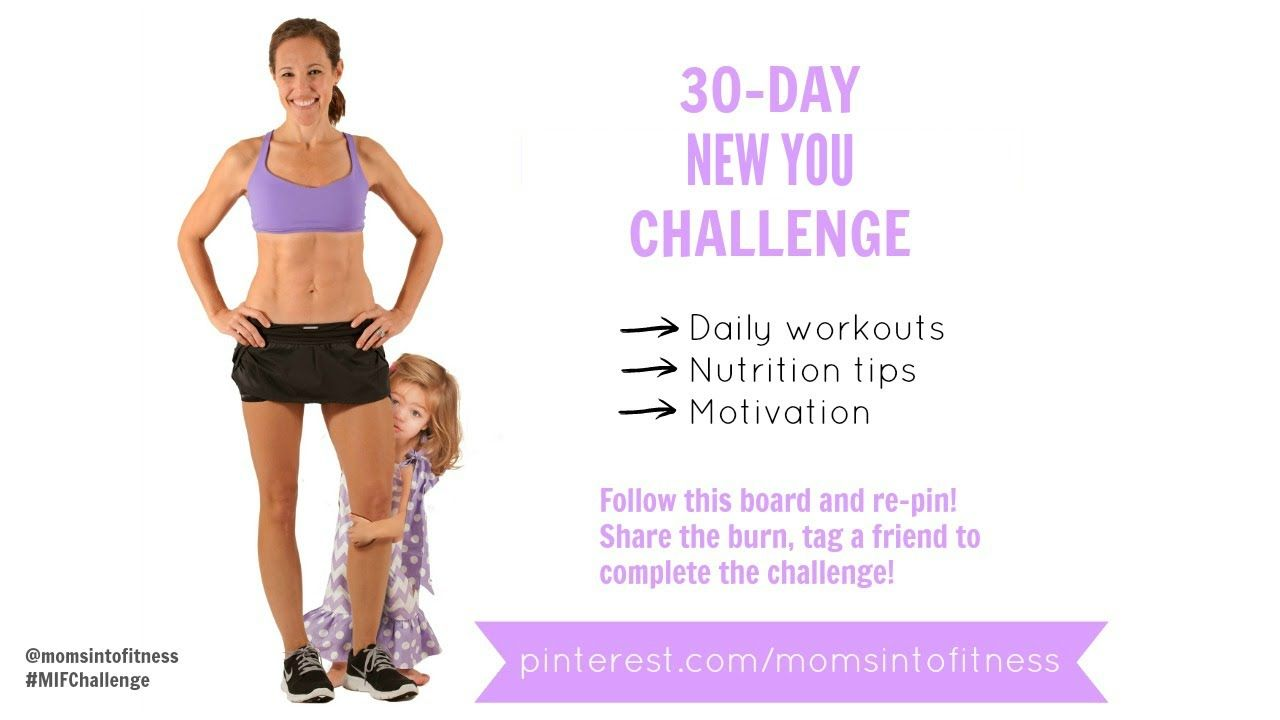 Postnatal Slimdown Workout Week 1 - Free 30 Day Challenge