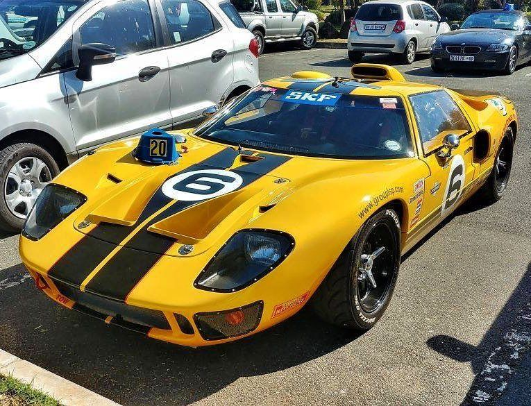 Now That Is Cool Ford Gt40 Spotted In Hartbeespoort By Photo Marc