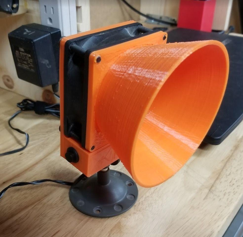 Fumeextractorbykingbubbatruck 3d printing soldering