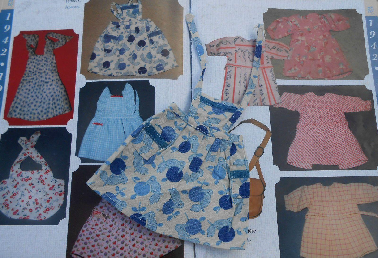 TABLIER POUPEE BLEUETTE G.LANGUEREAU CIRCA 1942/46 ! | eBay