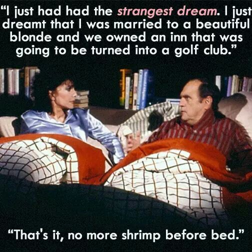 Image result for Newhart dream