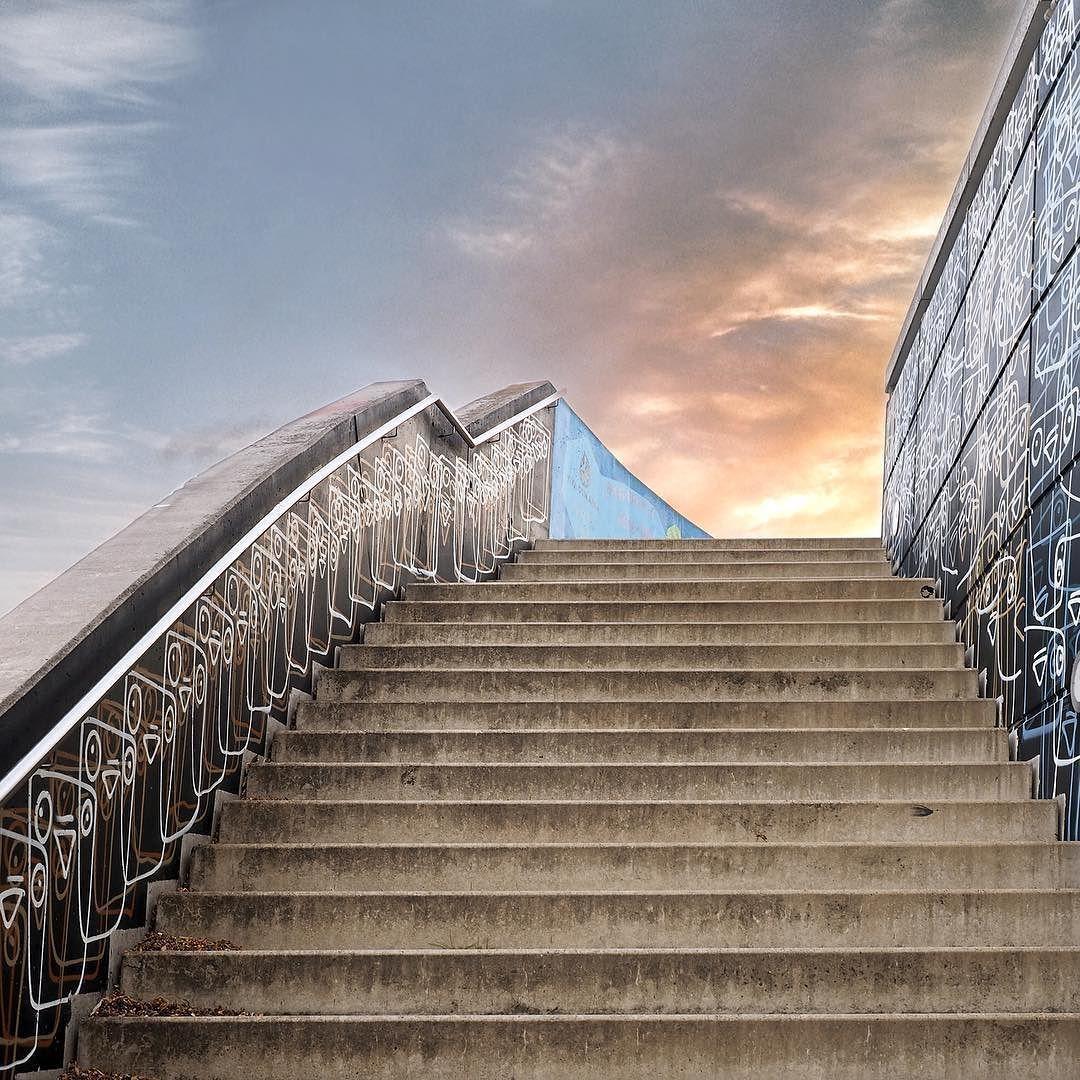 Treppe Hamburg viva con agua treppe altona hamburg altona ottensen elbe stairs