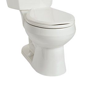 Mansfield Plumbing Products Maverick Round Toilet Bowl Toilet Bowl Victorian Toilet Wall Hung Toilet
