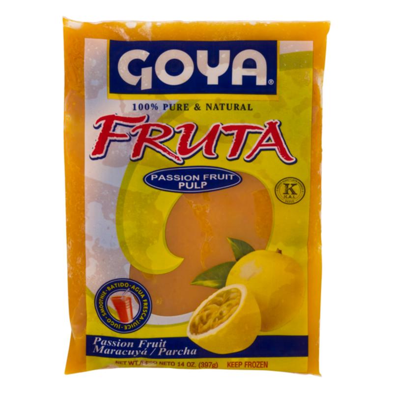 Goya Passion Fruit Pulp (14 oz) Instacart in 2020 Goya