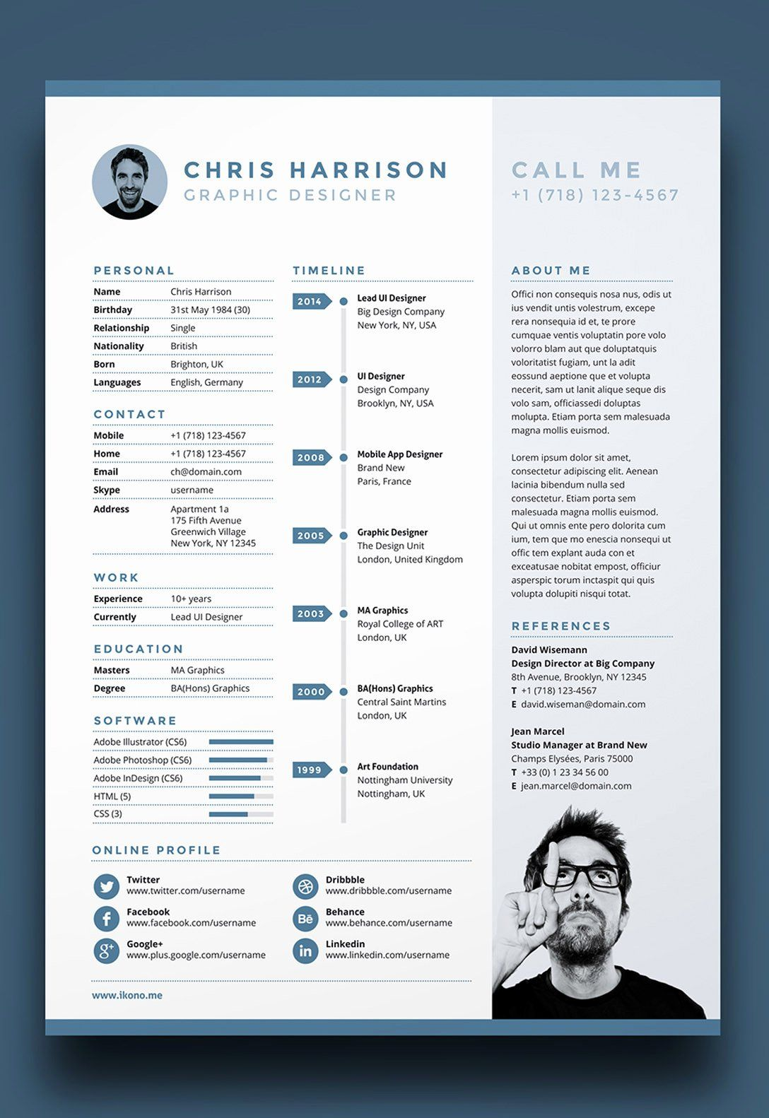 Free Editable Resume Templates Lovely 7 Free Editable