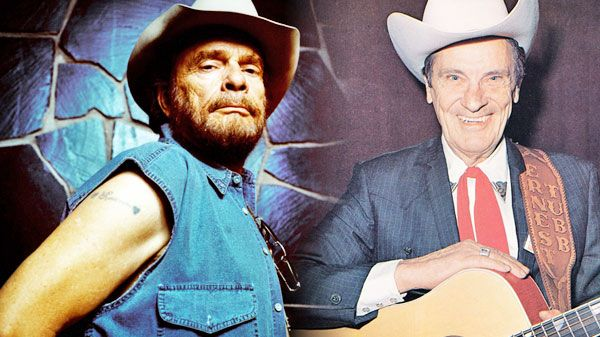 Merle Haggard And Ernest Tubb   Walking The Floor Over You