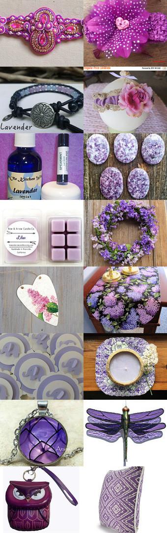 Calming Lavender! by Barbara Keady on Etsy--Pinned+with+TreasuryPin.com
