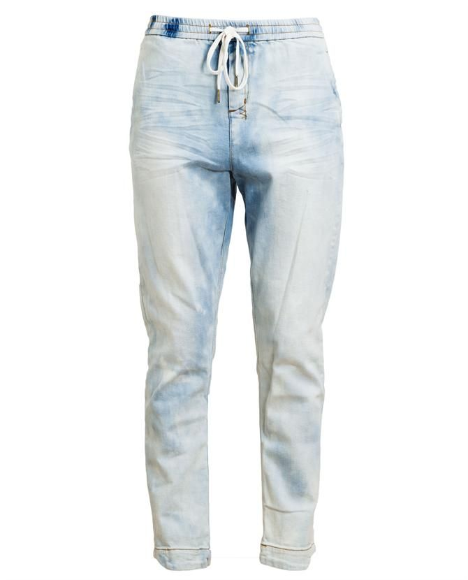 KSUBI | Denim Sweatpants