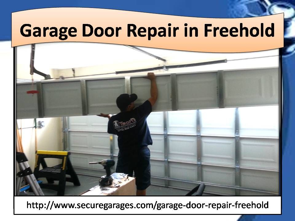 Pin by Secure for Sure on Garage Door Services in Freehold
