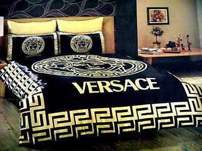 Schlafzimmer Versace ~ Holy versace :d things i like pinterest bettwaesche