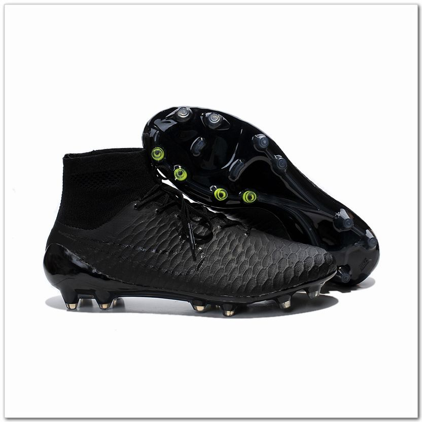 Nike Magista Obra FG Academy Black Pack All Black-Only  107.98 ... cb763cbf2
