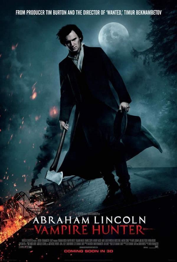 Vampiros Lincoln Abraham Lincoln