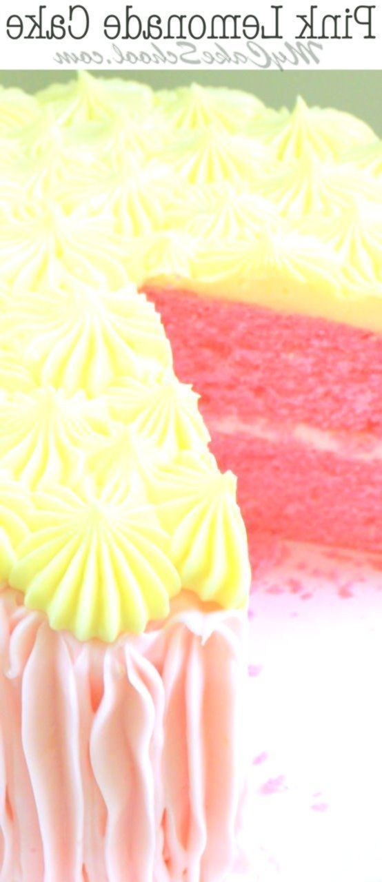 Easy Cake : Best New: Delicious! Love this pink lemonade cake from scratch! - Recipe of M ....,  #delicious #lemonade #recipe #scratch #pinklemonade Easy Cake : Best New: Delicious! Love this pink lemonade cake from scratch! - Recipe of M ....,  #delicious #lemonade #recipe #scratch #easylemonaderecipe