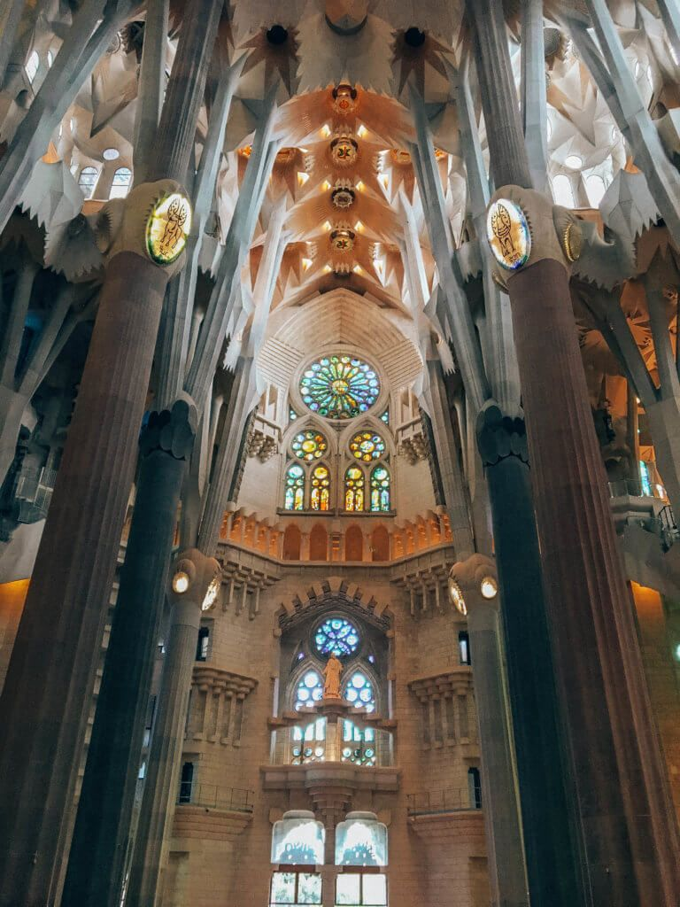Top 10 Things To Do In Barcelona Barcelona Sagrada Familia