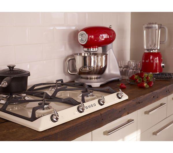 SMEG SR964PGH Gas Hob - Cream | Kitchen | Pinterest