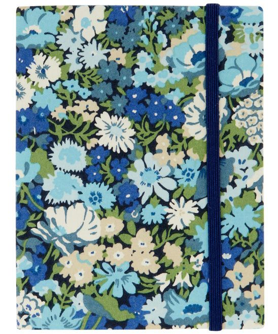 Pretty Liberty prints for your daydream diary