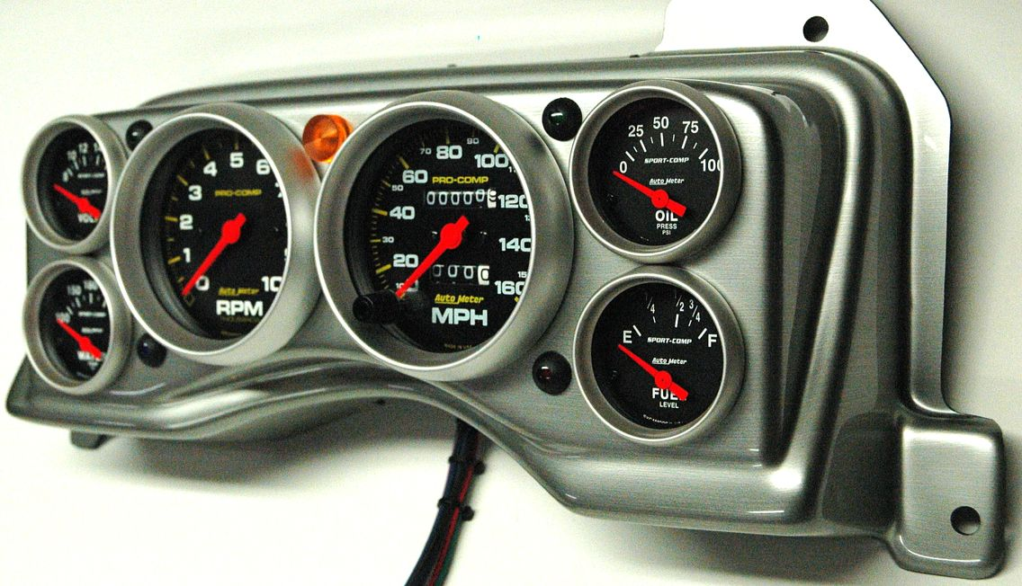 Fox gauges | Mustangs | Mustang cars, Notchback mustang, Fox