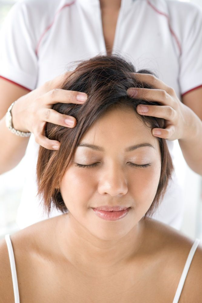 The Best Part Of A Haircut Always Ends Too Early Massage Cranien Massage Massage Relaxant