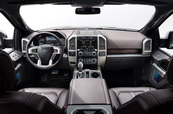 2019 Ford F 150 Raptor Interior