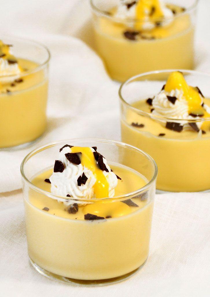 Mousse au Eierlikör. Knaller-Dessert!