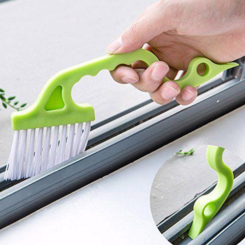 Trycooling Hand Held Groove Gap Cleaning Tools Door Window