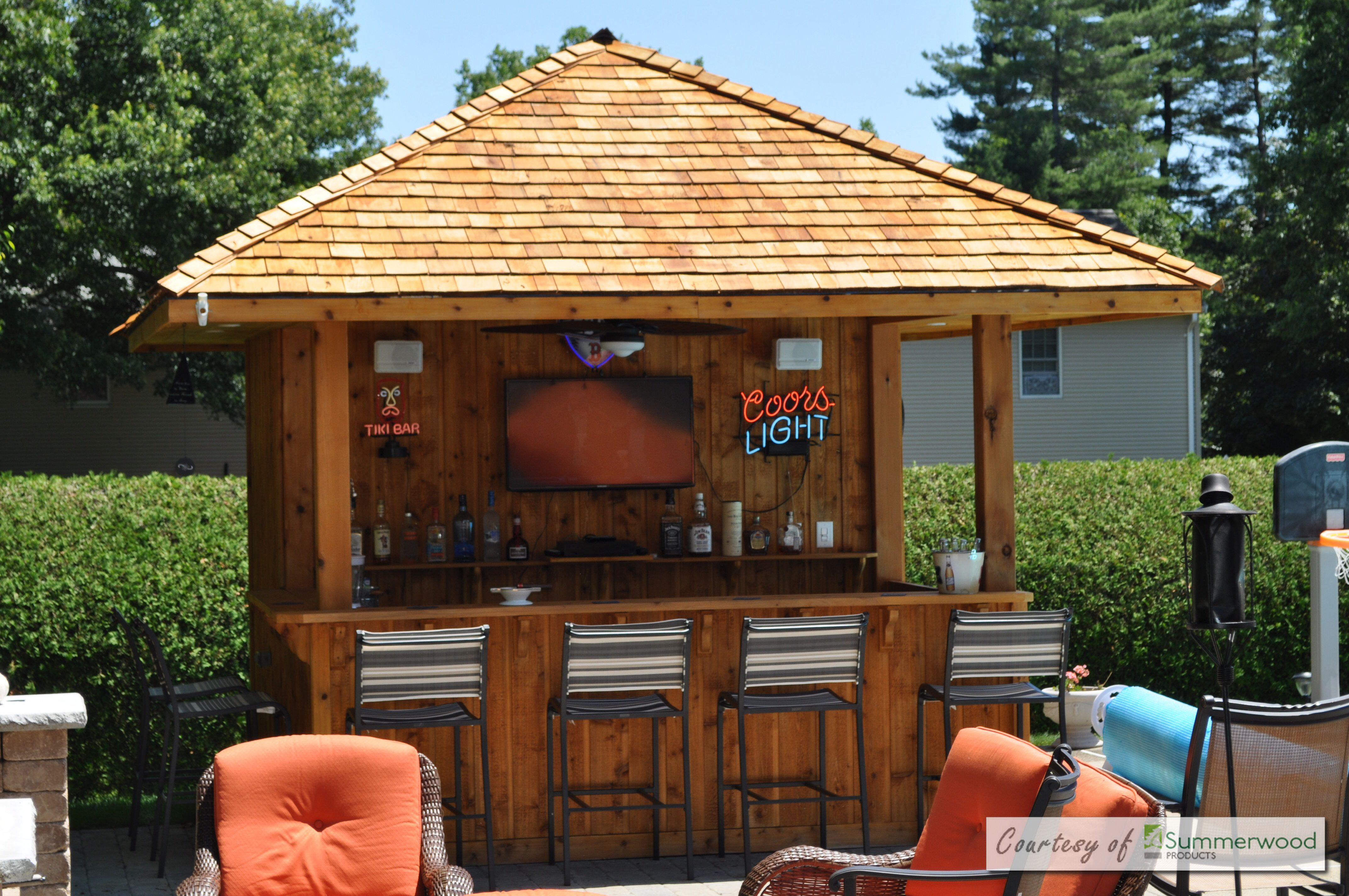 True North Bar Side plan is designed for entertaining ...