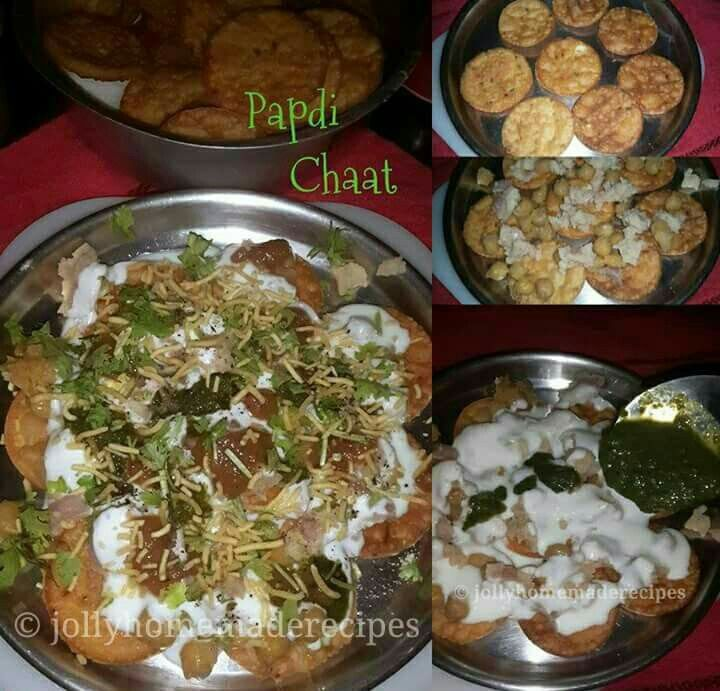 Papdi chaat step by step recipe it is a famous north indian street papdi chaat step by step recipe it is a famous north indian street and fast food chaat a hindi word which literally means lick is used to describe a forumfinder Choice Image
