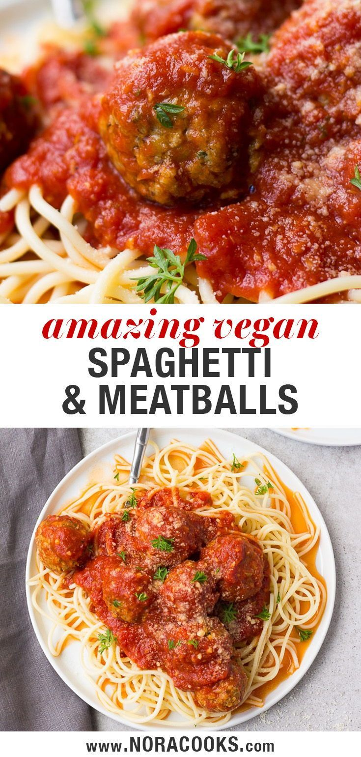 and Easy Vegan Meatballs is a comfort food classic. This simple vegan dinner is the perfect recipe to have in your back pocket for a busy weeknight. Quick and easy, these vegan chickpea meatballs are great for weekend meal prep to make dinner even easier! This dinner will become a family classic, and is particularly kid f...