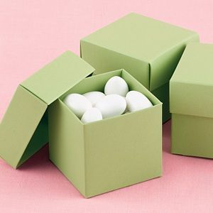 Olive Green Boxes
