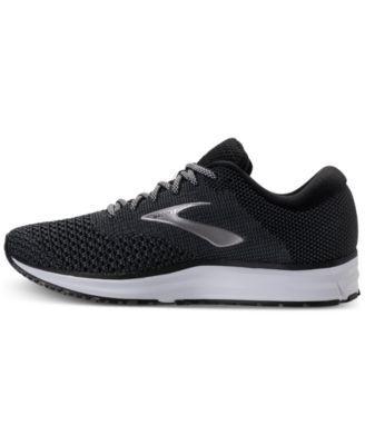 8b5d733884b Brooks Women s Revel 2 Running Sneakers from Finish Line - Gray 8.5