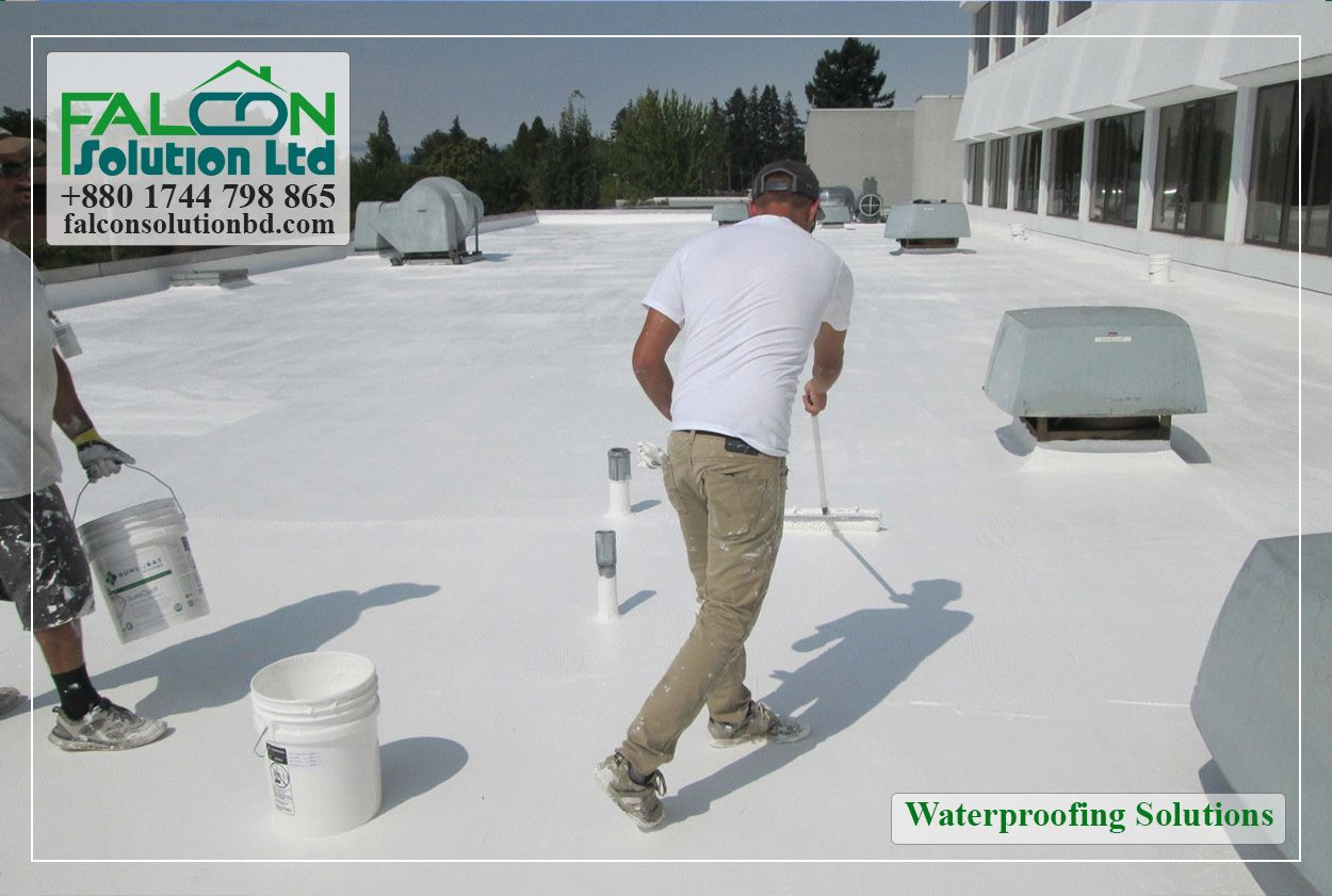 Waterproofing Is The Process Of Making An Object Or Structure Waterproof Or Water Resistant So That Remai In 2020 Epoxy Floor Epoxy Floor Coating Residential Flooring
