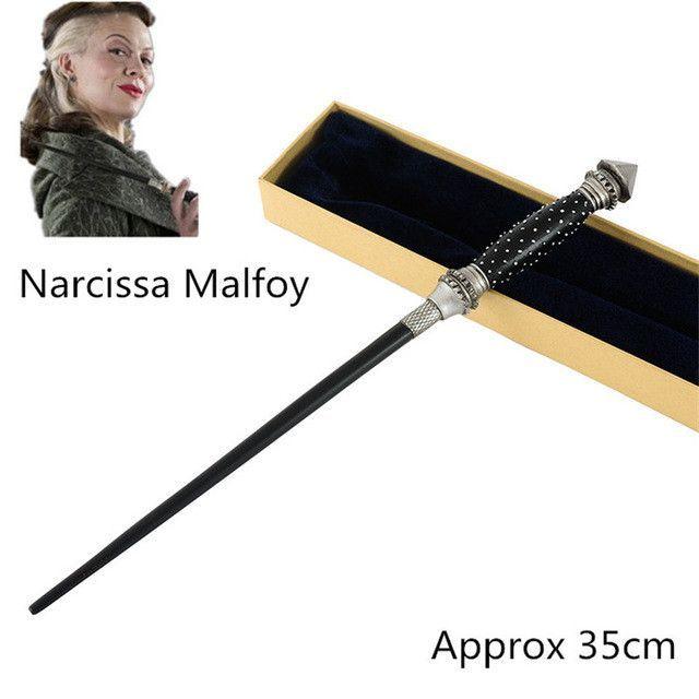 Narcissa Malfoy Metal Core Magic Wand (Replica) | Harry ...