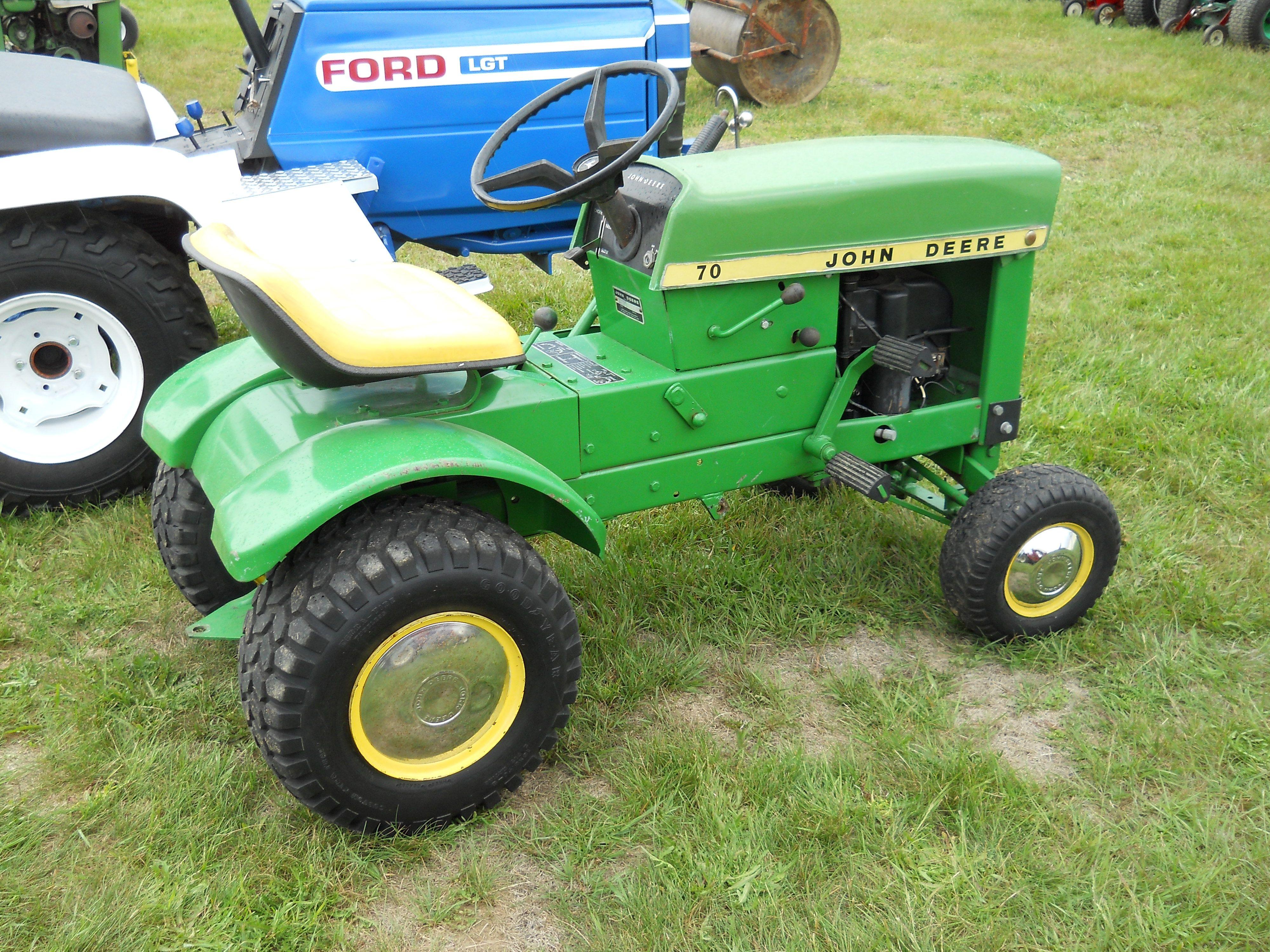 John Deere 70 Tractor : John deere tractor https youtube user