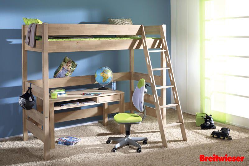 Etagenbett Kinderzimmer Paidi : Paidi hoch und etagenbett für das kinderzimmer platz zum