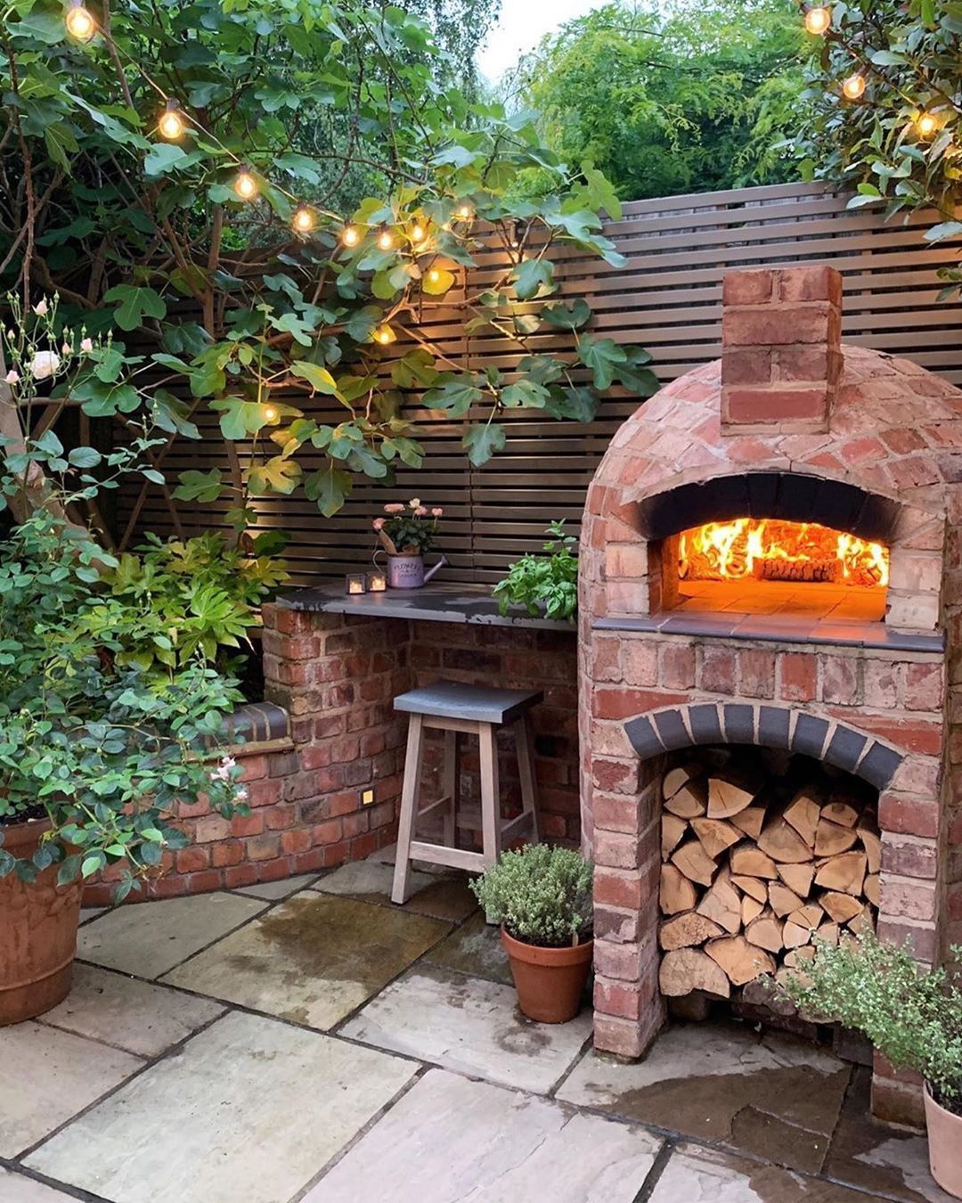 Who has or wants a pizza oven 🍕like this one Outdoor