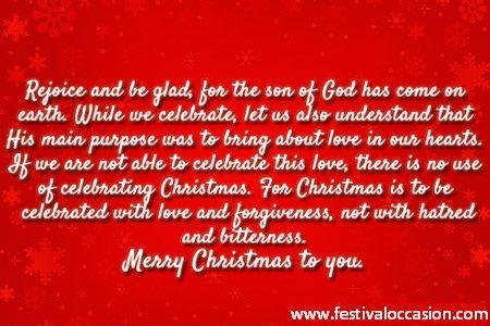 Merry christmas short message merry christmas messages pinterest merry christmas short message m4hsunfo