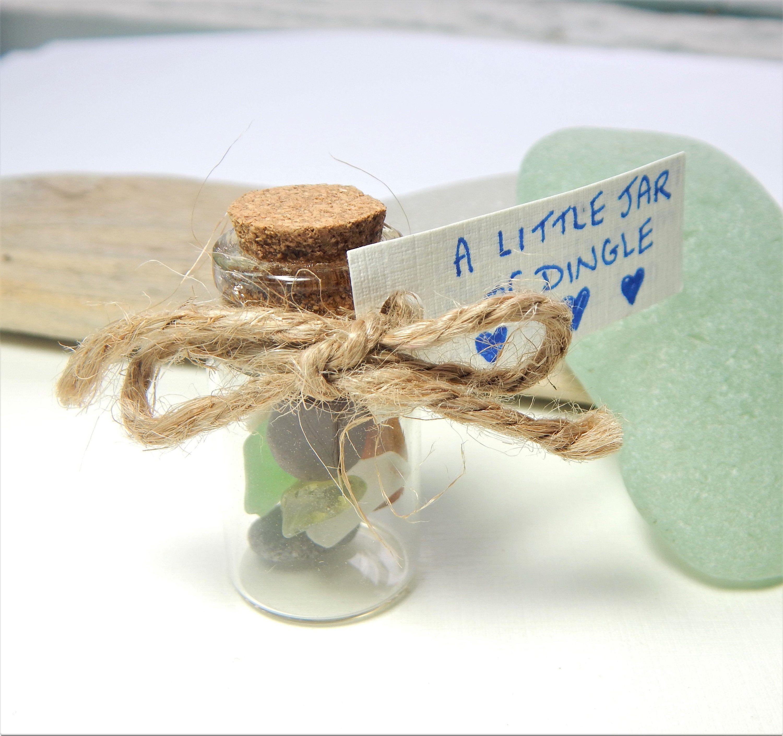 Little jar of dingle sea glass studio dingle ireland