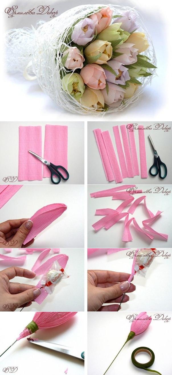 Вязание шнуров крючком с фото и