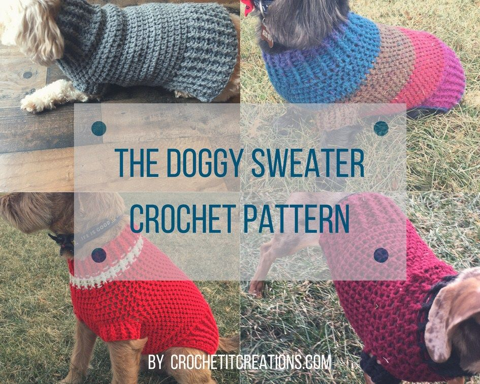 The Doggy Sweater Size XS   Pinterest