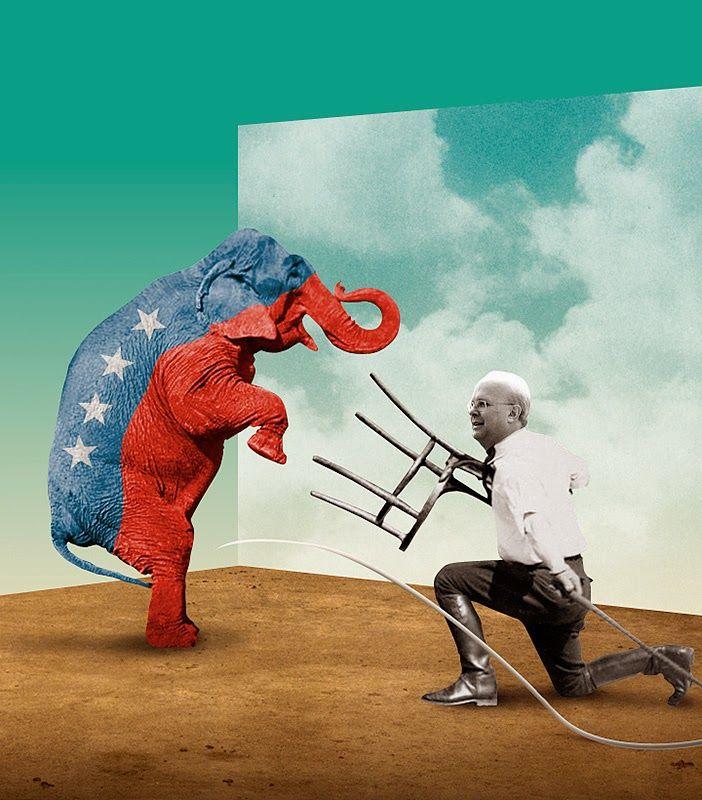 Artes Surreais com Colagens bem Criativas | DobiGlazi - Artes, Resistência, Comportamento e Entretenimento.
