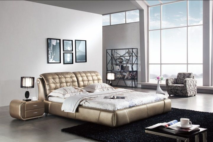 Modern Luxury Bedroom Furniture Sets