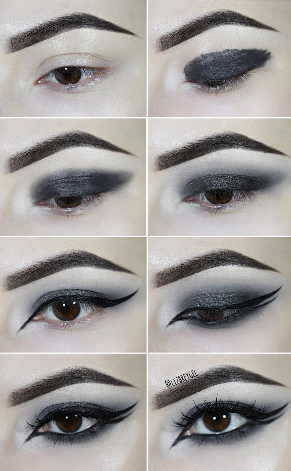 Photo of Goth Smokey Eye Tutorial
